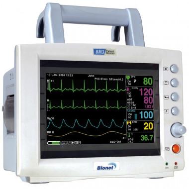 Monitor De Sinais Vitais/Multiparamétrico BM3