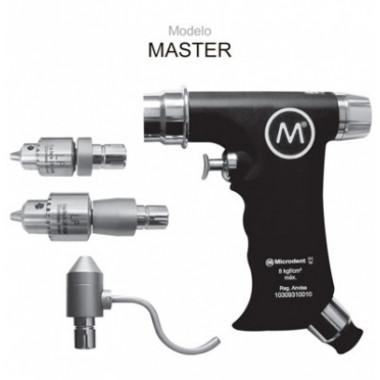 Perfurador Ósseo Canulado Master - Microdent
