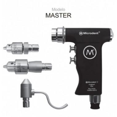Perfurador Ósseo Canulado Duplo Master - Microdent