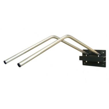 Porta Avental Plumbífero Tipo Cabide Para 2 Aventais