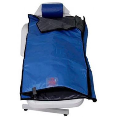 Manta Térmica Corporal Termotek Mini Dome Azul - Estek