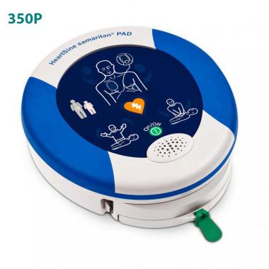 DEA Desfibrilador Externo Automático Samaritan Pad 350P- Heartsine
