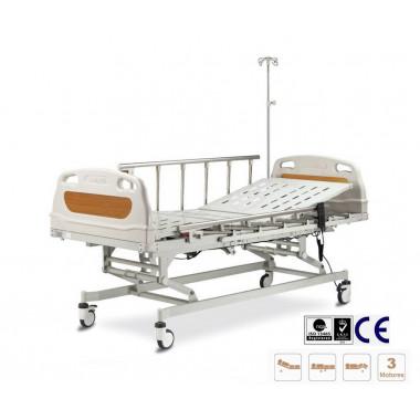 Cama Hospitalar Motorizada 3 movimentos AOLIKE - ALK06-B03L
