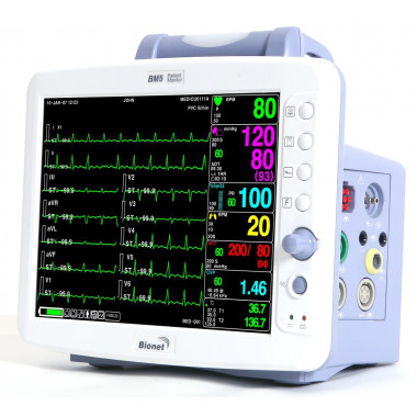 Monitor De Sinais Vitais/Multiparamétrico BM5