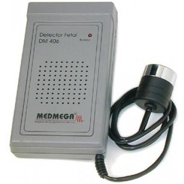 Detector Fetal Portátil - Dm 406 (Medmega)