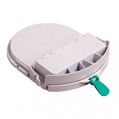 Cartuchos Eletrodos Adulto Com Bateria Samaritan Padpak-Heartsine