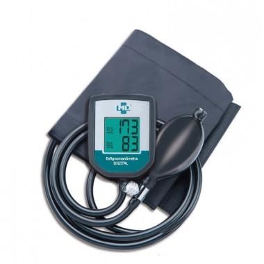 Esfigmomanômetro Aneróide com Visor Digital e resistente a quedas Mandaus II - MD