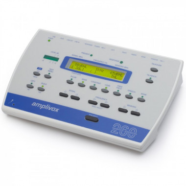 Audiômetro Amplivox A260