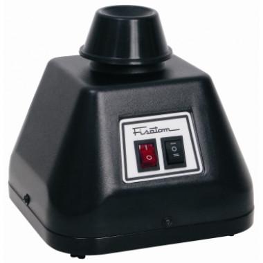 Agitador de tubos tipo vortex com velocidade fixa em 2.800 rpm (Fisatom 772)