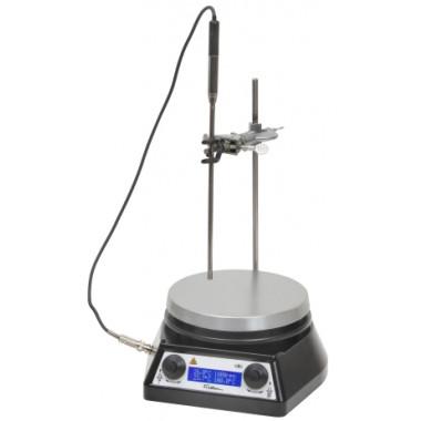 Agitador Magnético com aquecimento Capacidade 12L Digital com Sonda Externa (Fisatom 753D)