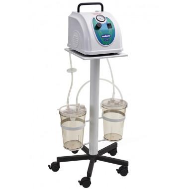 Aspirador Cirúrgico 6L com Frascos Autoclavável MD600
