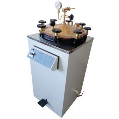 Autoclave Vertical 100L - Prismatec