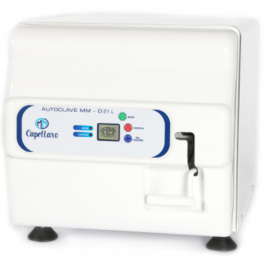 Autoclave Digital Horizontal MM - D21L