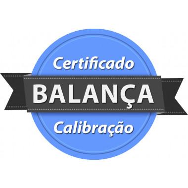 Calibração rastreada para Balança Antropométrica ou Balança Pediátrica
