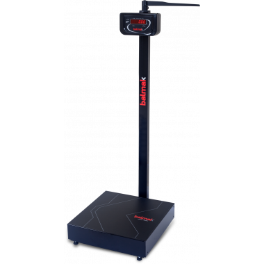 Balança Digital Antropométrica Fitness BK-200FAN