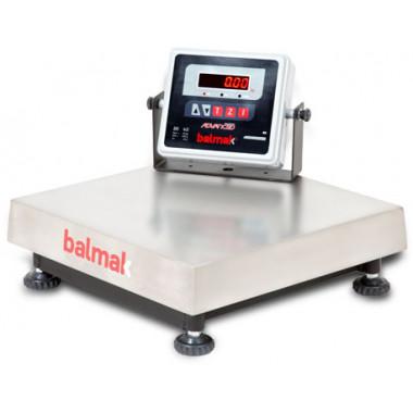 Balança Digital Plataforma 40x55cm Inox Advanced