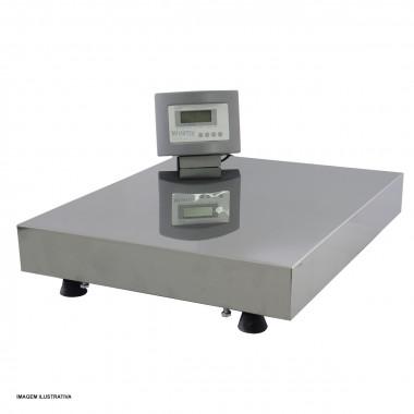 Balança Plataforma W300 50x60 com Bateria de 40 horas