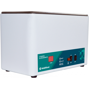 Banho Ultrassônico Digital 6L