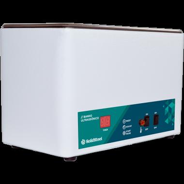 Banho Ultrassônico Digital 15L