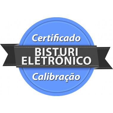 Calibração rastreada para Bisturi Eletrônico