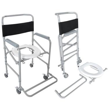 Cadeira de Banho Dobrável Higiênica D40