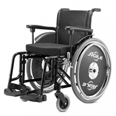 Cadeira de Rodas em Alumínio Ágile - Jaguaribe