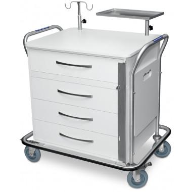 Carro Auxiliar para Ressonância Magnética MA050