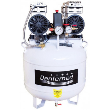 Compressor Odontológico Prime Air 65 litros