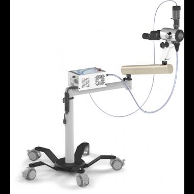 Colposcópio Trinocular LED 3 aumentos com Câmera e Braço CPM7007TC LD