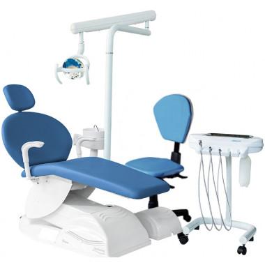 Consultório Odontológico Magnus Diamond Cart com Mocho