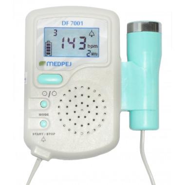 Doppler Detector Fetal Portátil DF-7001-D - Medpej