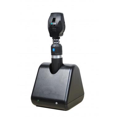 Oftalmoscópio MD 3.5V Lâmpada Halógena Coaxial