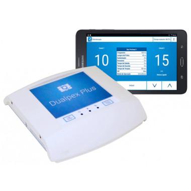 Dualpex Plux Eletroestimulador e Biofeedback de Pressão com APP