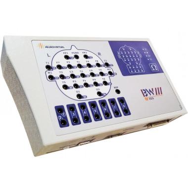 EEG - Eletroencefalógrafo Brain Wave III