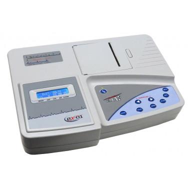 Eletrocardiógrafo ECG EX-01 EMAI 1 canal 7 derivações