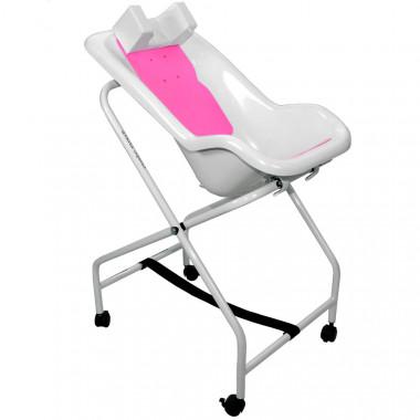 Cadeira Para Banho Em Alumínio - Modelo Enxuta Infantil (Vanzetti)