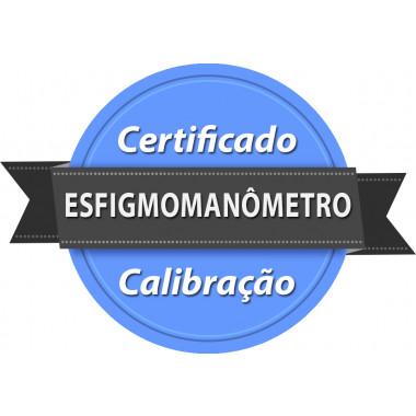 Calibração rastreada para Esfigmomanômetro