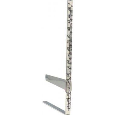 Espessômetro em alumínio