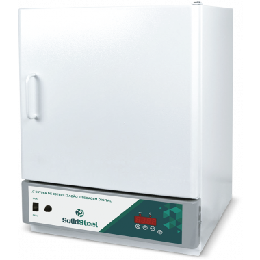 Estufa Esterilização e Secagem Digital 280 Litros