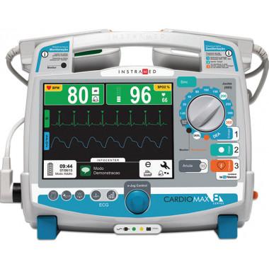 Monitor Cardioversor/Desfibrilador Bifásico CardioMax