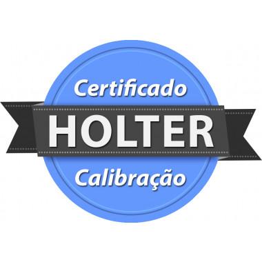 Calibração rastreada para Holter