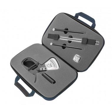Kit Compacto Cescorf com Plicômetro, Paquímetro e Trena Antropométrica