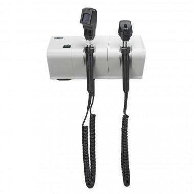 KIT Retino-Ofltamo com Retinoscopio e Oftalmoscopio 3,5V de Parede - MD