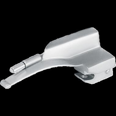 Lâmina de Laringoscópio Aço Inox Convencional Macintosh 0 – MD