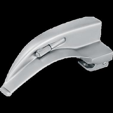 Lâmina de Laringoscópio Aço Inox Convencional Macintosh 1 – MD