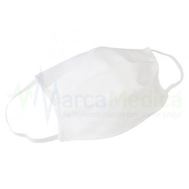 Máscara Descartável TNT Gramatura 80 com Elástico pacote com 50uni