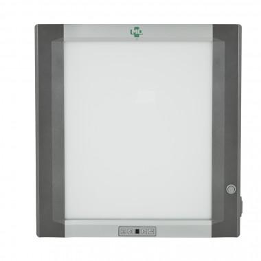Negatoscópio LED 1 Corpo 50x51x4,5cm - MD
