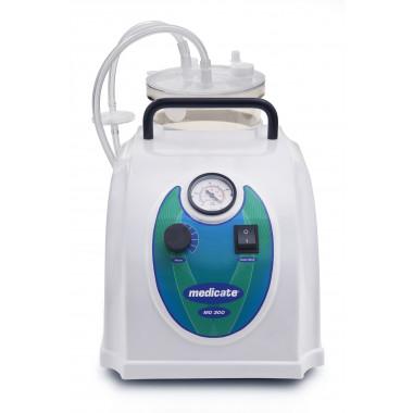 Aspirador Cirúrgico 3L com Frasco Autoclavável MD300