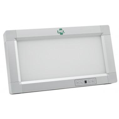 Negatoscópio LED Mamográfico 53,5 x 43,6 x 4,5 cm - MD