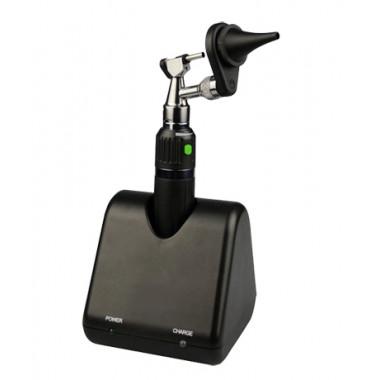 Otoscópio Cirúrgico MD 3.5V Lâmpada Halógena Fibra Óptica (Cabeça) OT8K